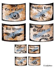 Halloween Labels1 WM