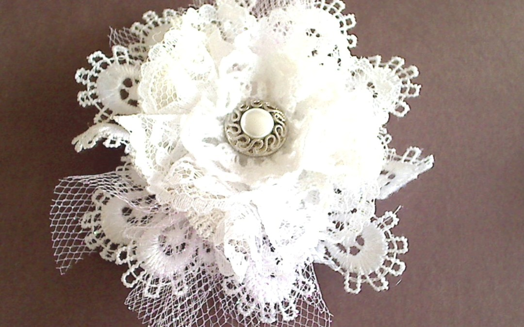 Shabby Chic Flowers & Embellishments