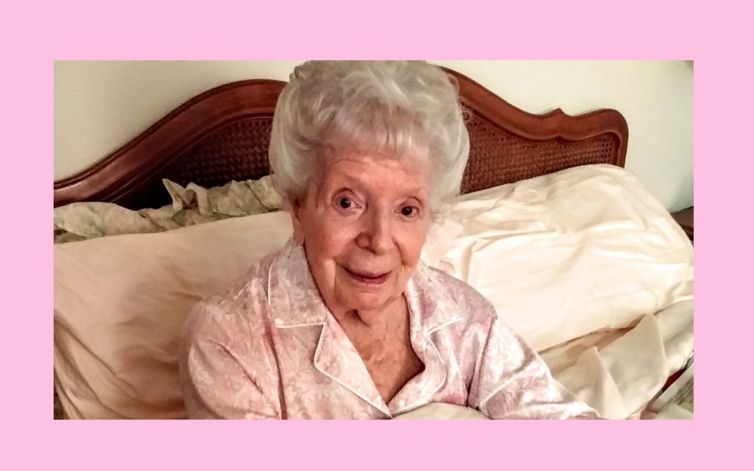 Help Make Jacqueline's 100th Birthday Special! GIVEAWAY!