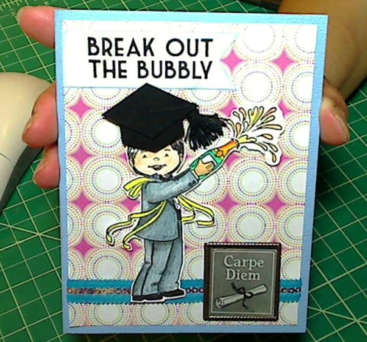 A Couple More Graduation Celebration Cards