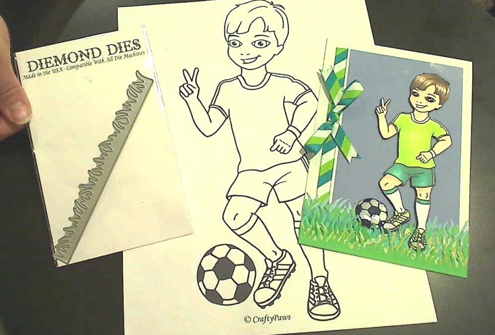 Soccer Superstar – Free Digi!