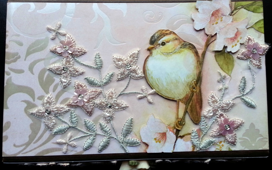 Shabby Chic Altered Box – GDT Project for MelsCraftBoutique