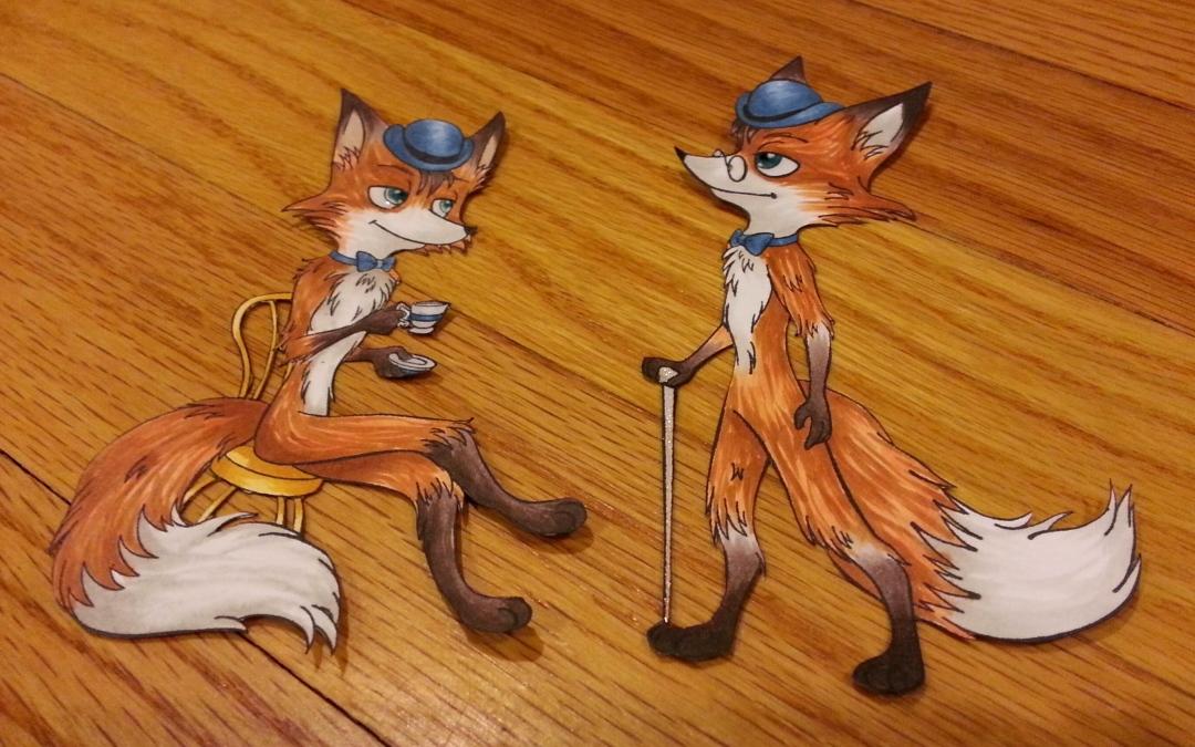 Copic Coloring Fur