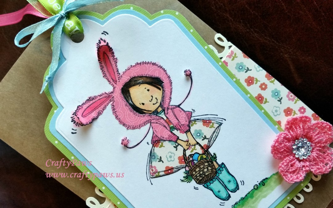 Stamping Bella Hoppy Easter Card
