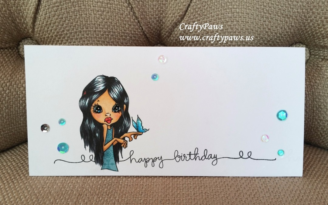 Single Layer Birthday Card