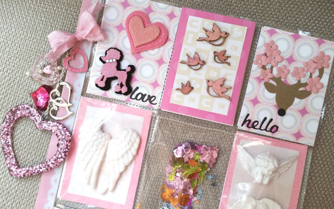 Pinkalicious Pocket Letter