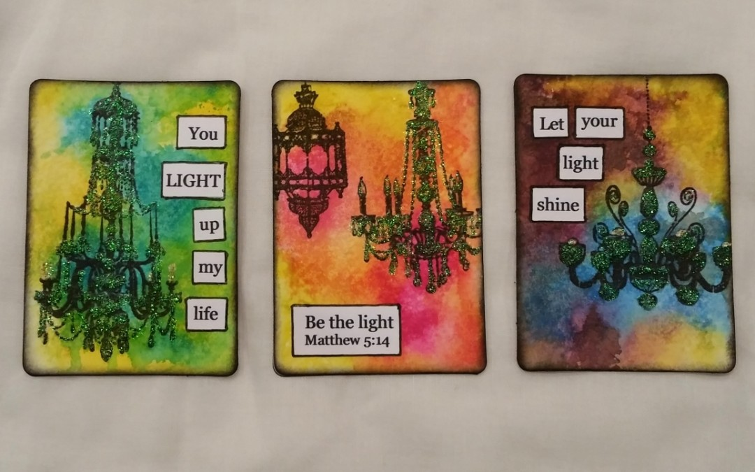 Light Themed ATC Series