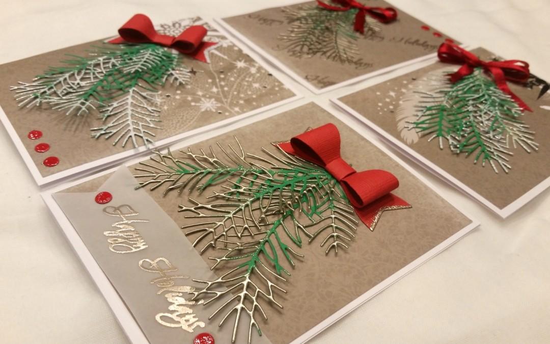 Classic Christmas Cards – Diemond Dies DTP