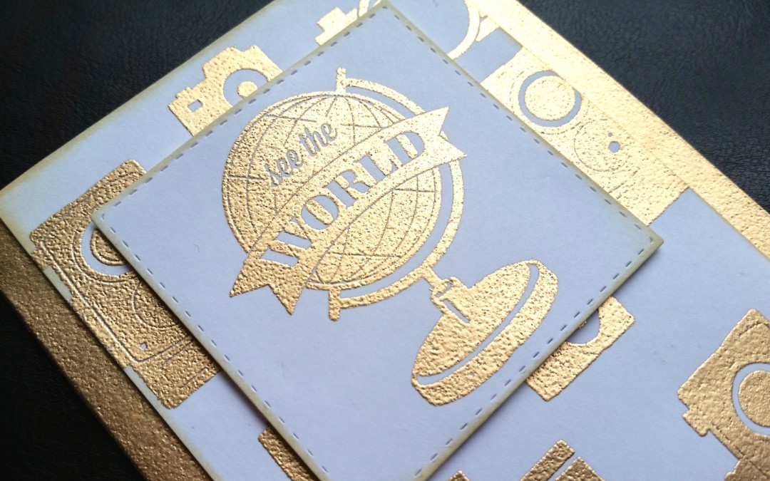 World Card Making Day Card – HappyCreating DTP