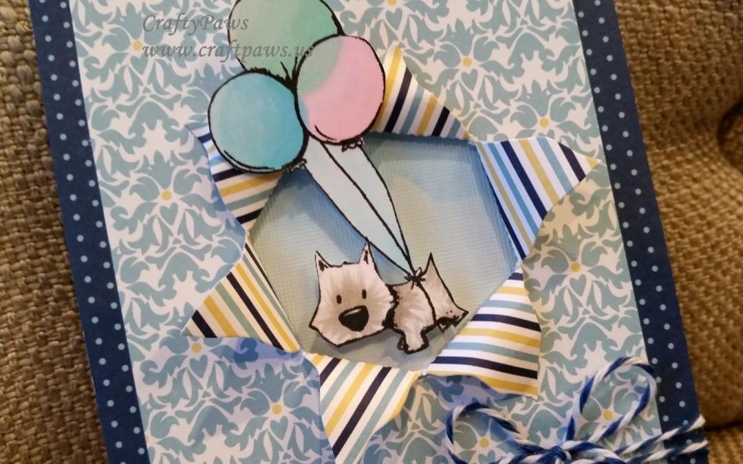 Celebrating Life Birthday Card