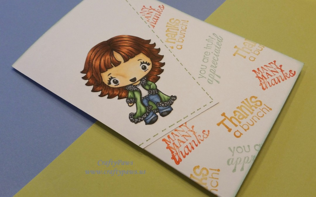 CAS Thank You Card – HappyCreating DTP