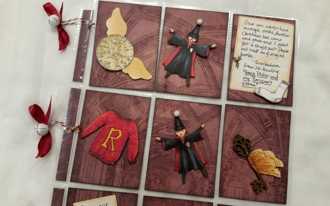 Harry Potter Pocket Letter