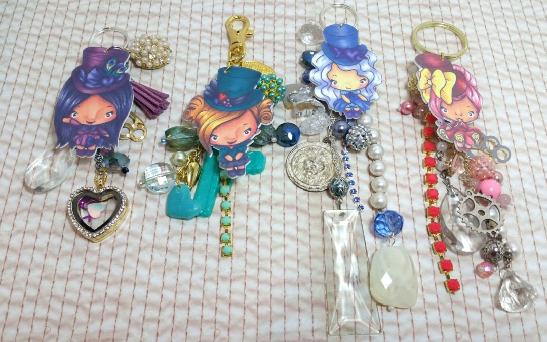 How to Make Chunky Charms Featuring The Greeting Farm Hatters