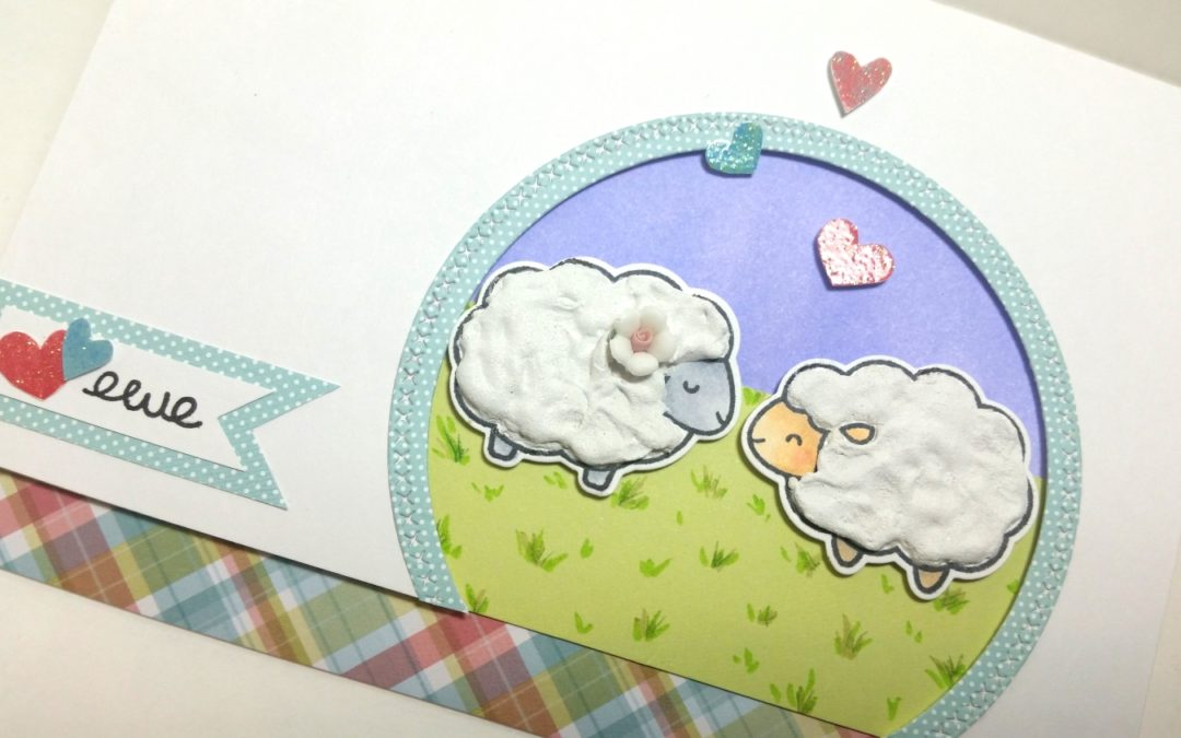 Love Ewe (You) Card