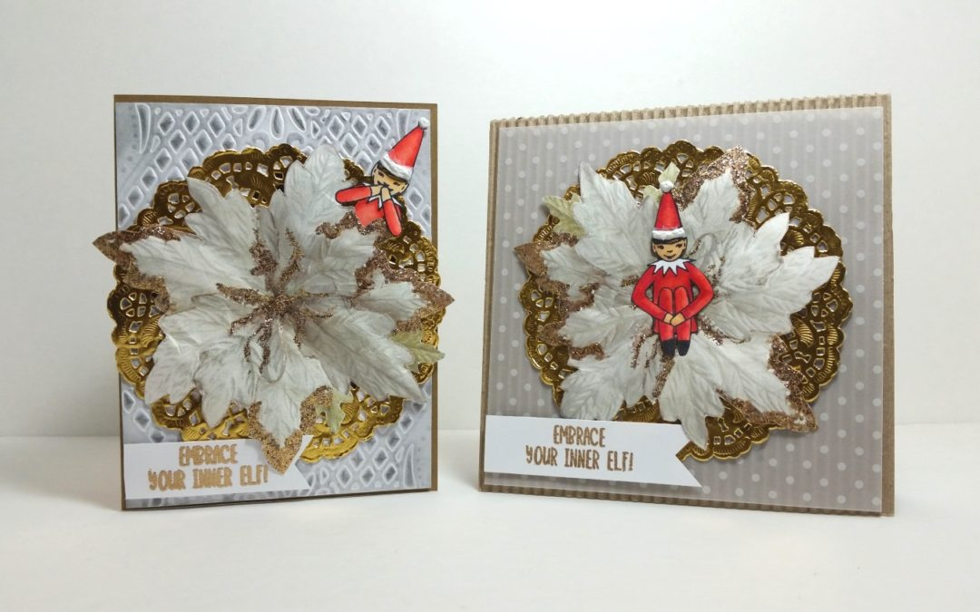 Whimsical Holiday Cards for Seniors
