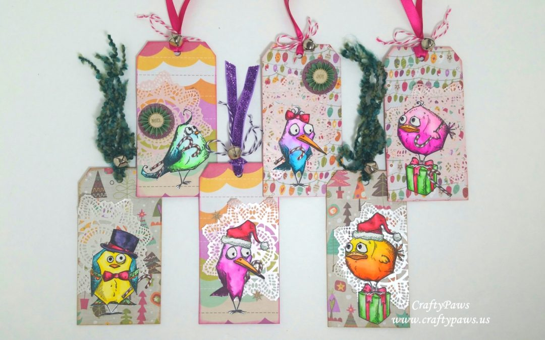 Whimsical Tags for Kids