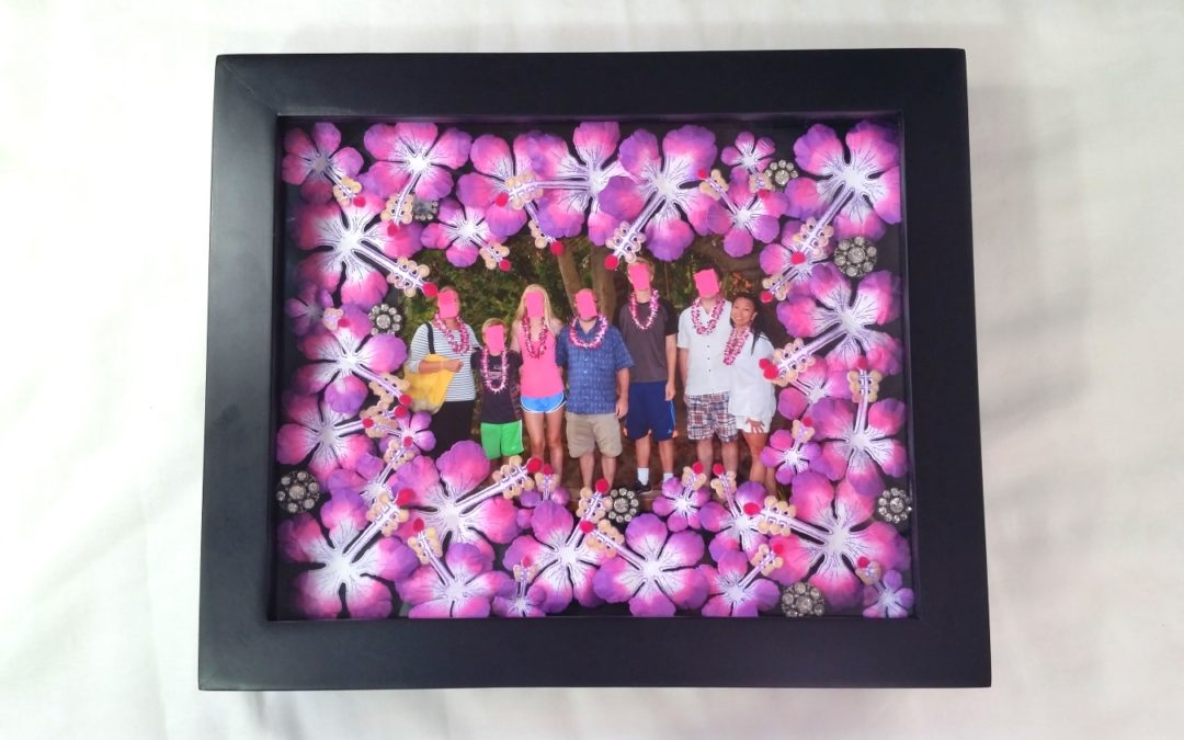 Shadowbox Christmas Gift