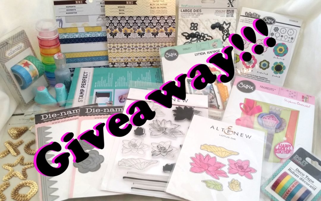 So Thankful Giveaway!