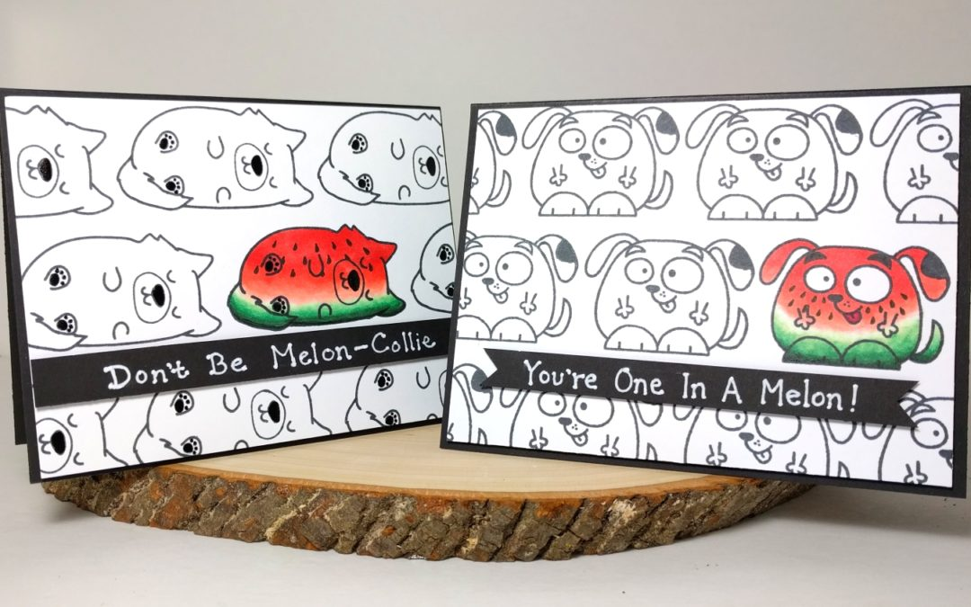 Repeat Stamping and Melonizing!