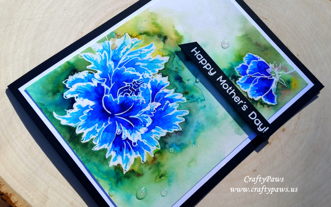 Color Burst Flowers: MarkerPOP GDT Project