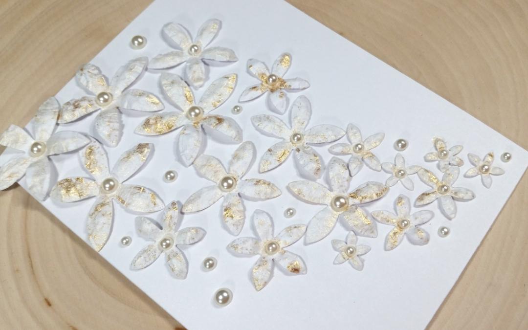 Easy Elegant Floral Card