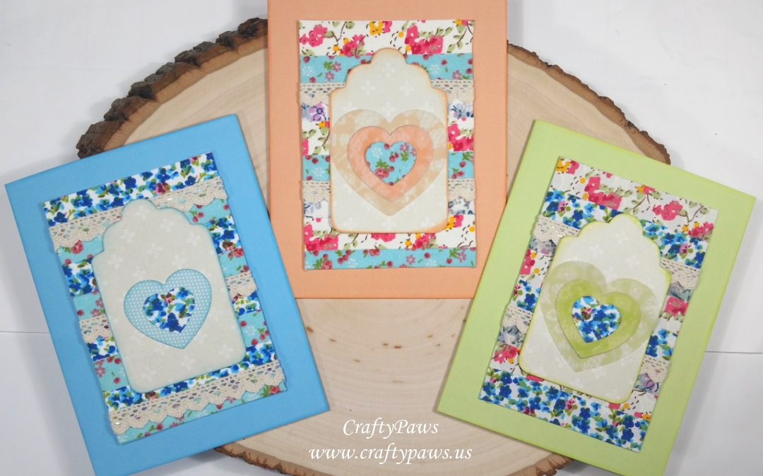 Pretty Note Card Gift Sets