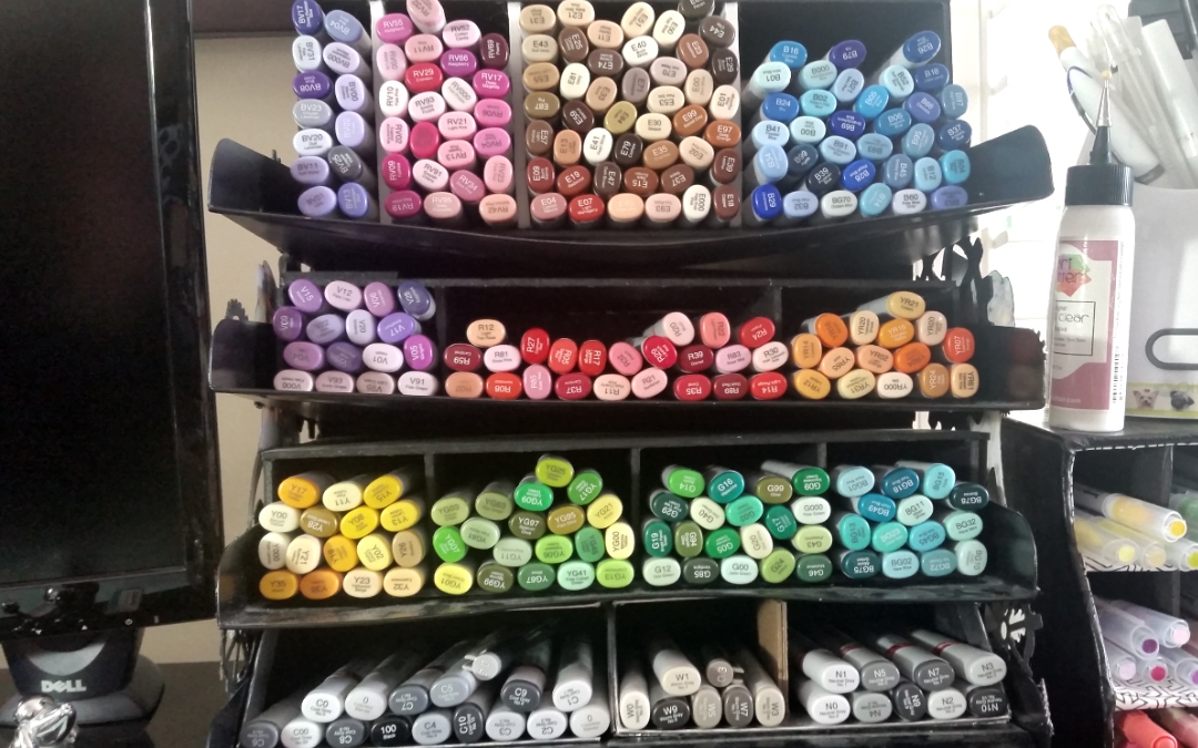 Where to Buy Copic Markers for Less!