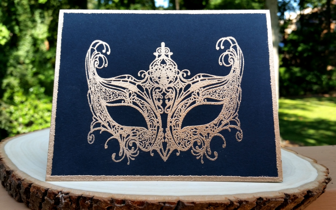 3 Techniques to Use on Black Cardstock – Maymay Made It GDTP