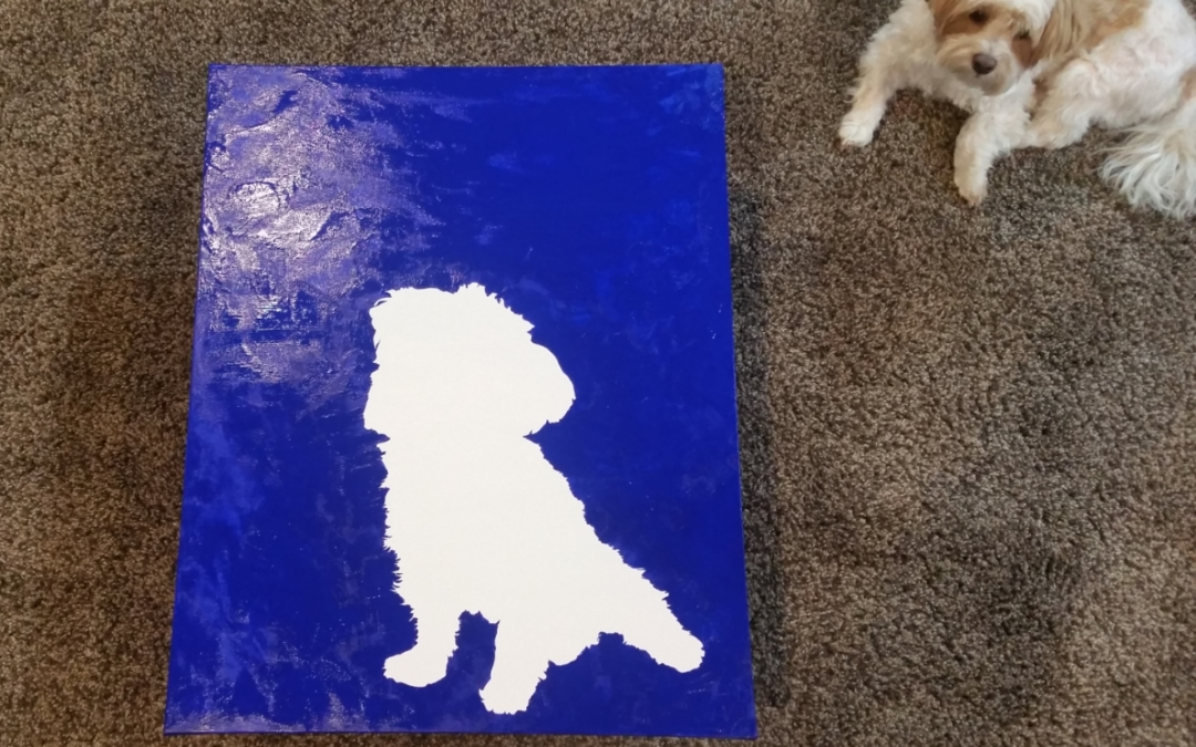 DIY Personalized Canvas Wall Art