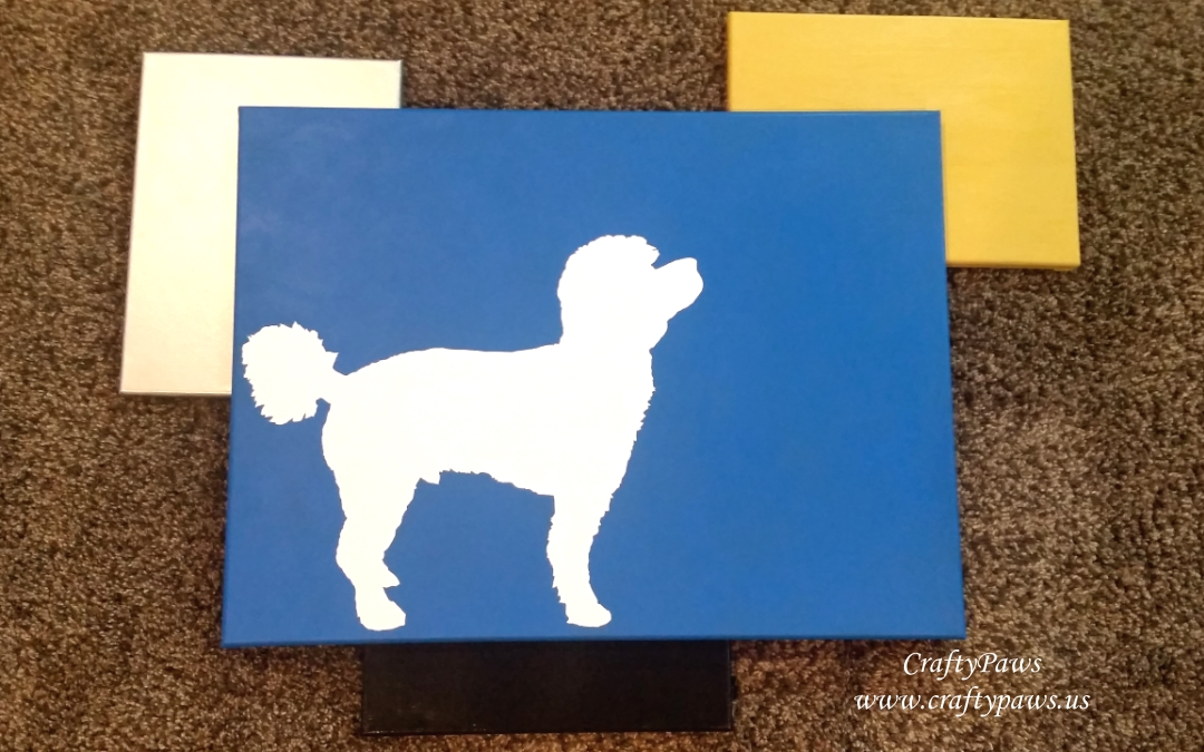 Personalized Christmas Gift – More Doggy Wall Art
