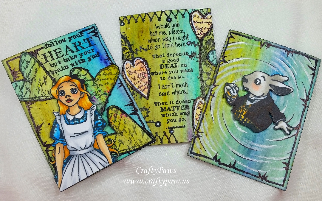 Where Should Alice Go? – ATC Series