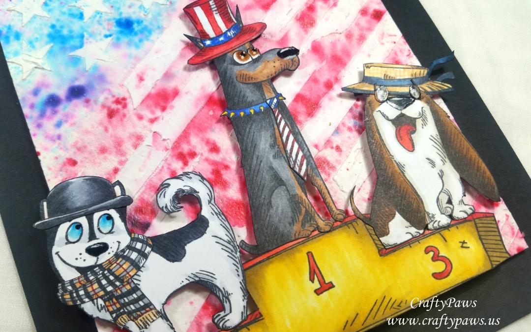 Doggy Olympics!