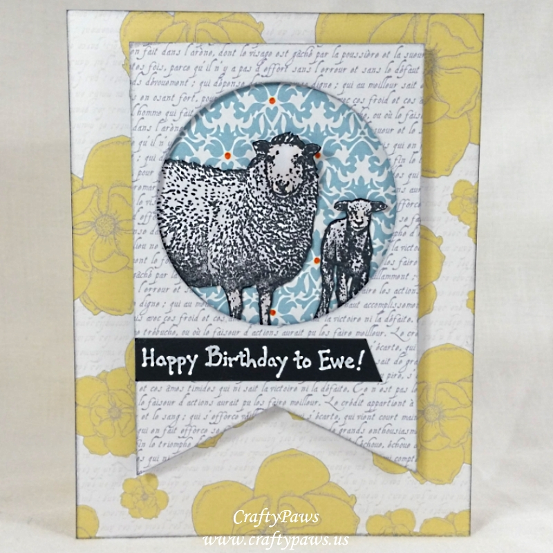 Funny Farm Birthday Cards Craftypaws