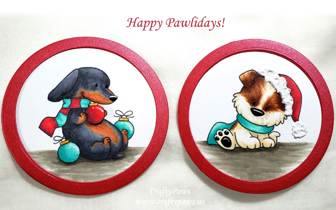 Happy Pawlidays Series #1