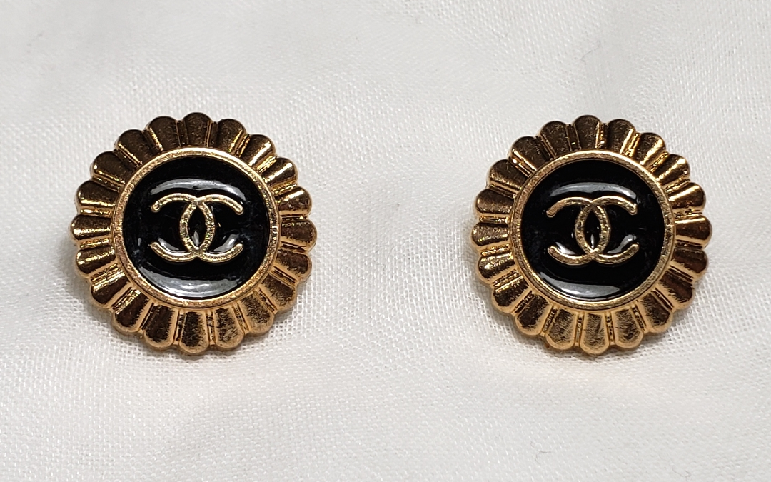 DIY Authentic Chanel Earrings!
