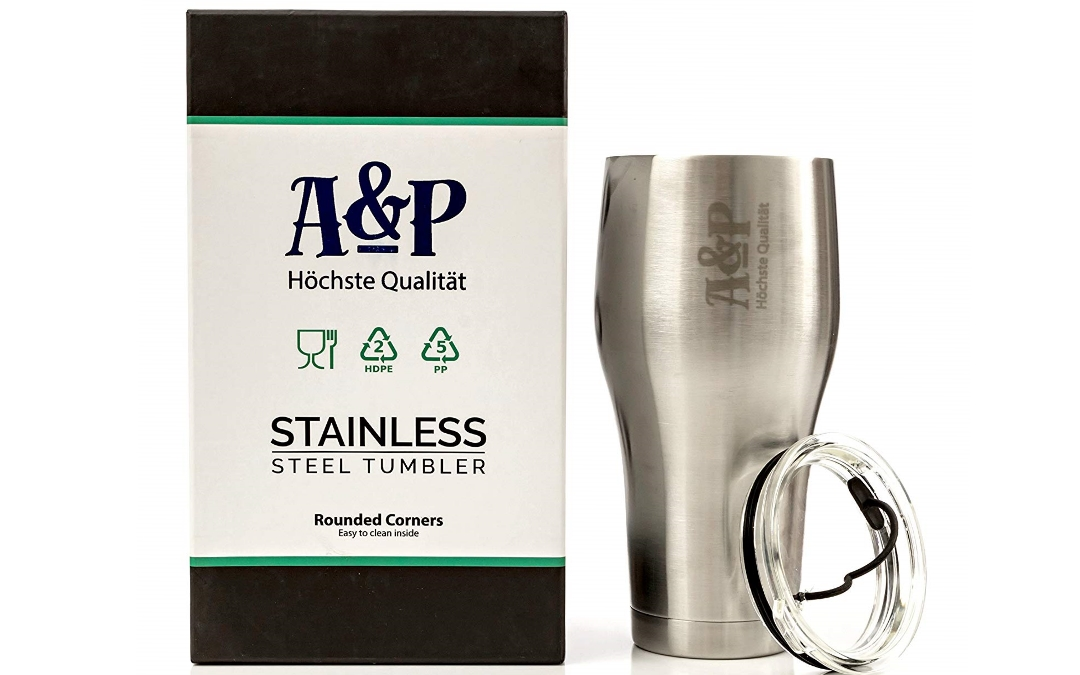 A&P Stainless Steel Travel Mug Review