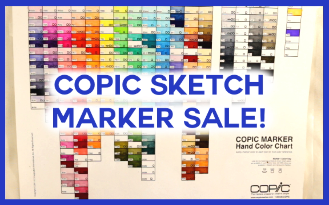 COPIC Clearance Sale!!!