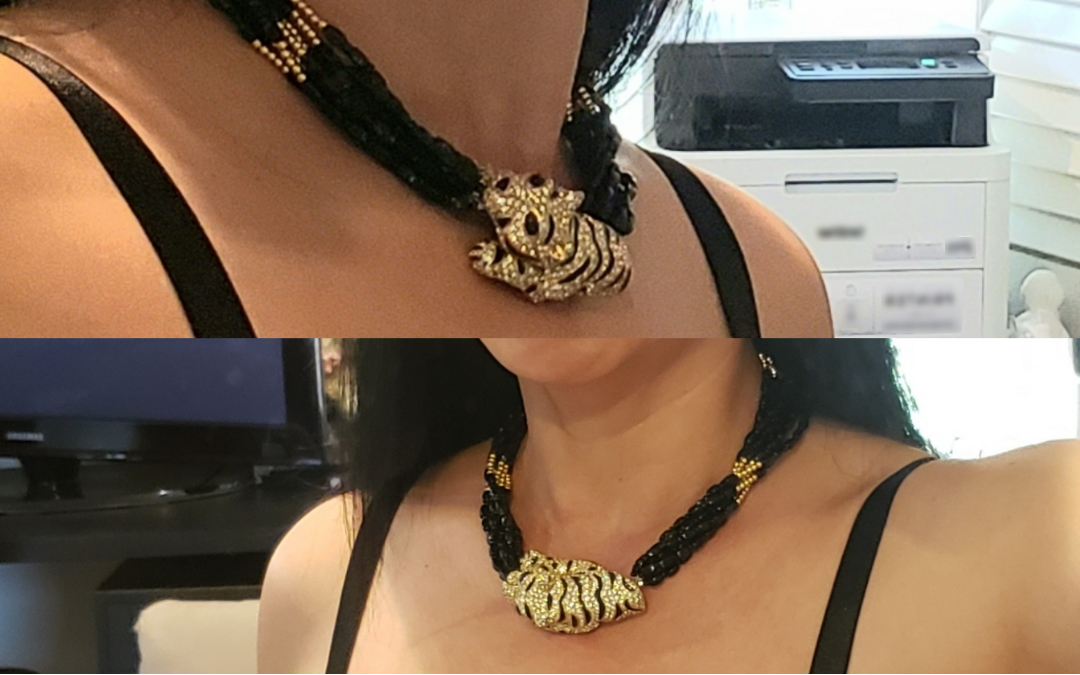 How to Convert a Brooch Into a WOW Necklace