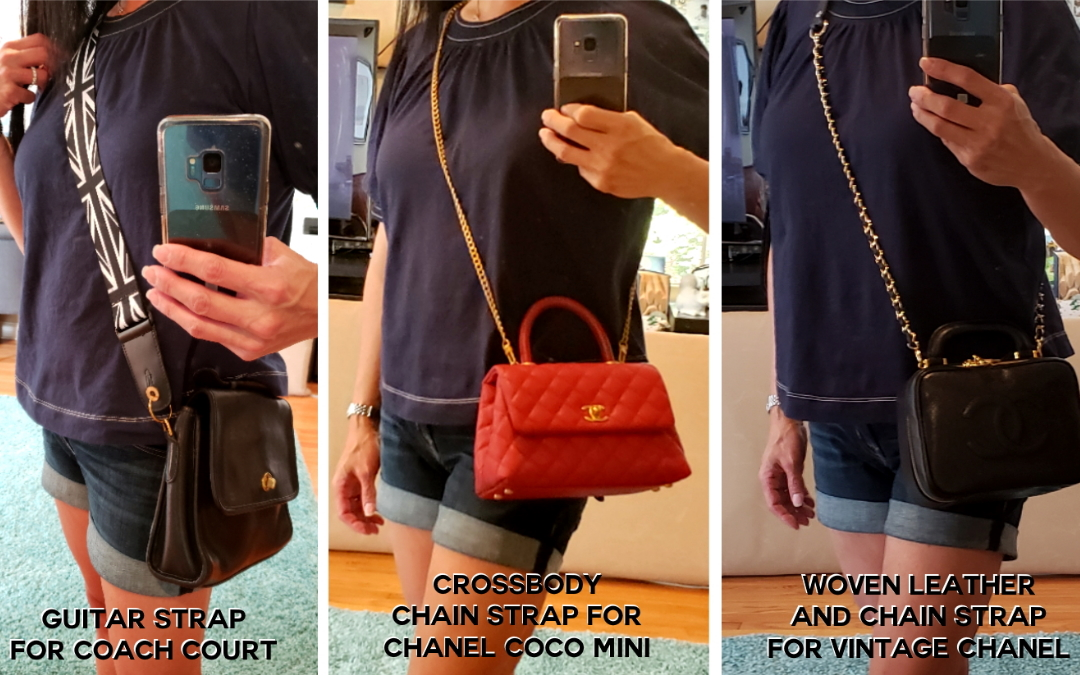 How to Rock Your Purses with EXTRA Straps!