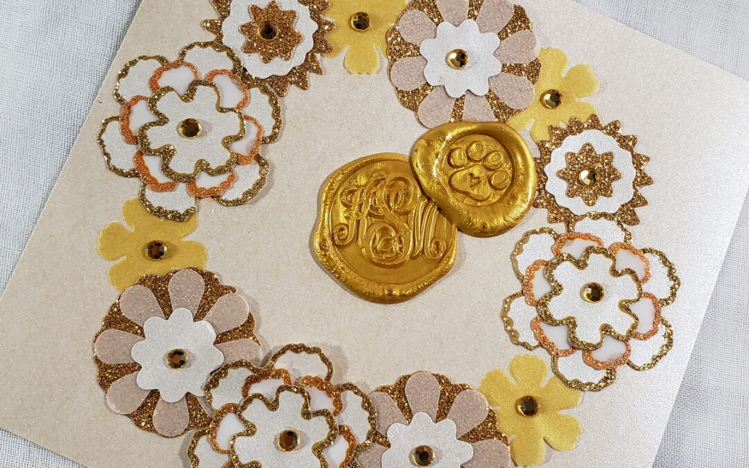 My New Obsession: Wax Seal Stamps!