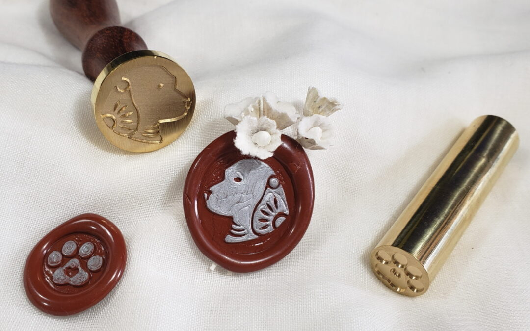 Wanna Make Something Special But Keep It Fun and EASY? Try Wax Seal Embellies!